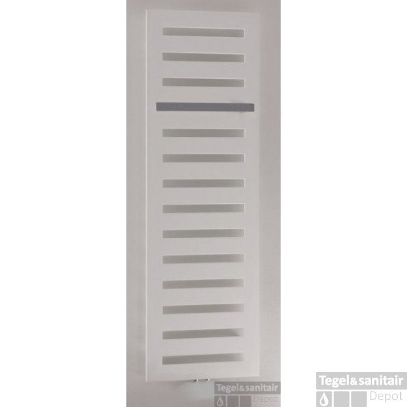 Zehnder Metropolitan Bar Radiator 500x1225 Mm. As=s012 563w Wit Ral 9016