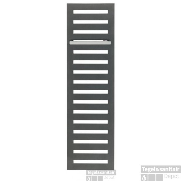 Zehnder Metropolitan Bar Electrische Radiator 600x1225 Mm. Wit Ral 9016