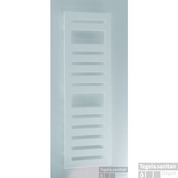 Zehnder Metropolitan Spa Radiator 600x1750 Mm. As=onderzijde 889w Wit Ral 9016