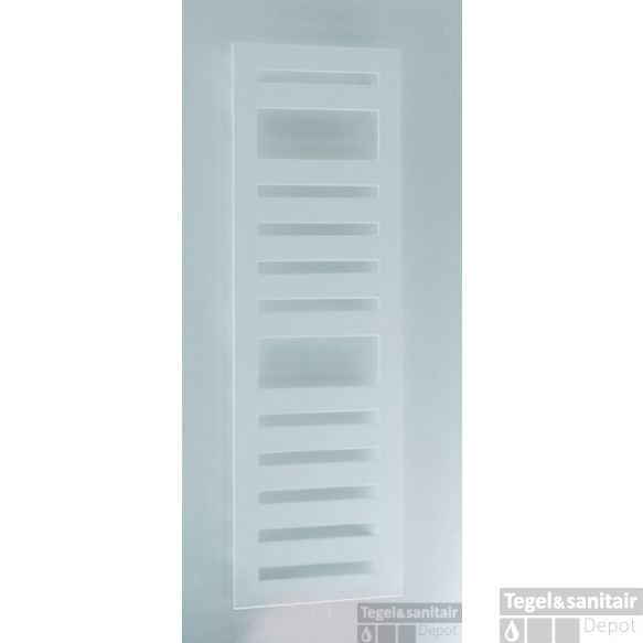 Zehnder Metropolitan Spa Radiator 400x1225 Mm. As=onderzijde 645w Wit Ral 9016