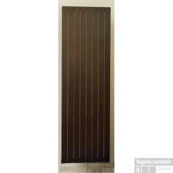 Zehnder Nova Radiator 638x1800 Mm. As=onderzijde S009 1170w Wit Ral 9016