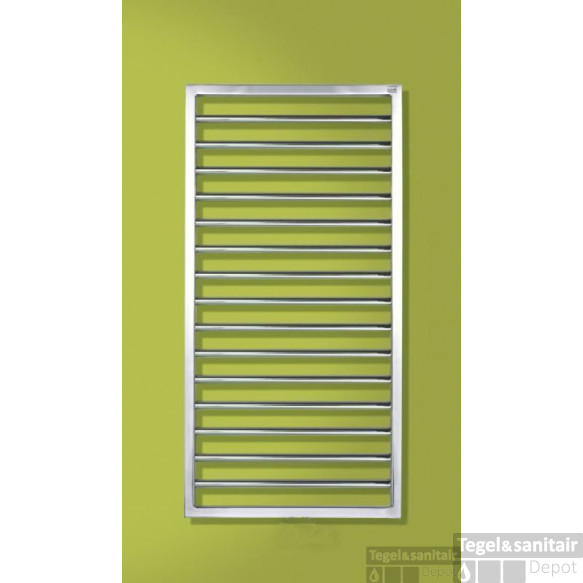 Zehnder Subway Radiator 450x1837 Mm. N24 As=s012 715w Wit Ral 9016