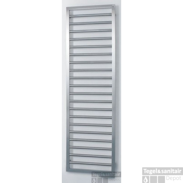 Zehnder Subway Electrische Radiator 600x1879 Mm. Rvs
