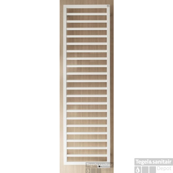Zehnder Subway Electrische Radiator 600x1291 Mm. Wit Ral 9016