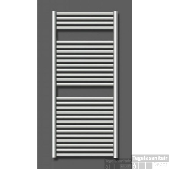 Zehnder Toga Radiator 600x1148 Mm. As=s038 713w Wit Ral 9016
