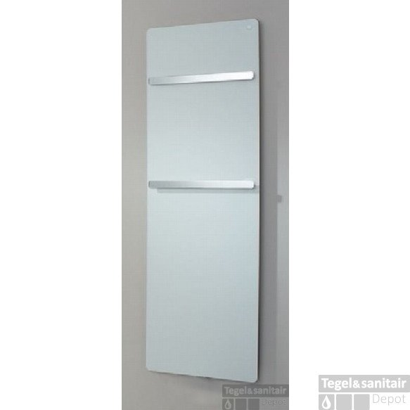 Zehnder Vitalo Bar Electrische Radiator 400x1250 Mm. Wit Ral 9016