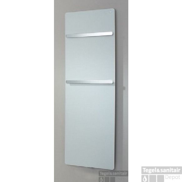 Zehnder Vitalo Bar Electrische Radiator 400x1890 Mm. Wit Ral 9016