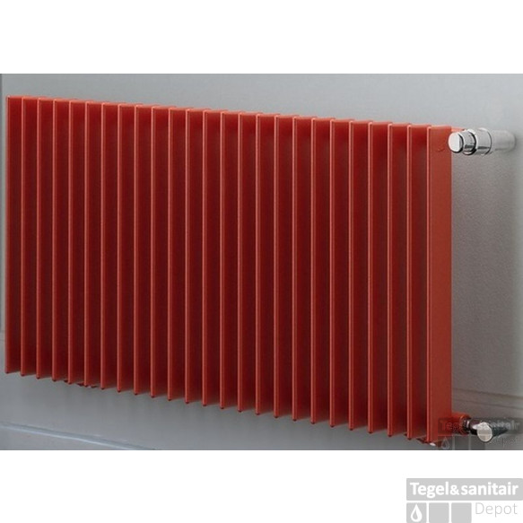Zehnder Excelsior Radiator 500x560 Mm. As=onderzijde 482w Wit Ral 9016