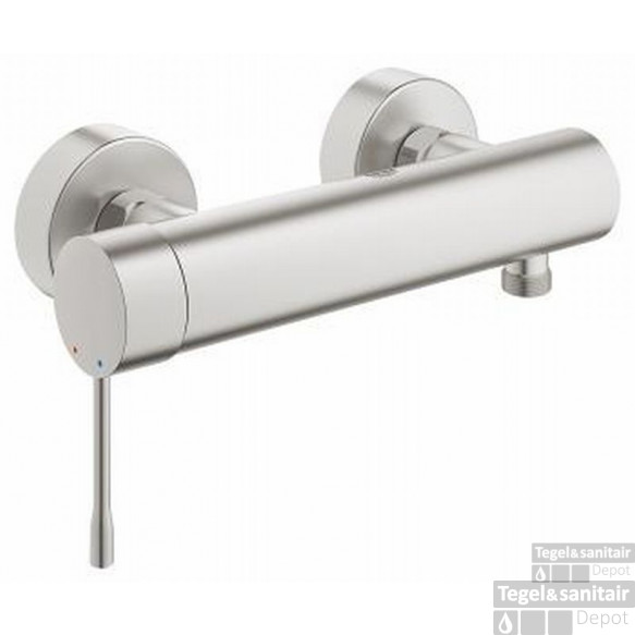 Grohe Essence New Douchekraan Supersteel