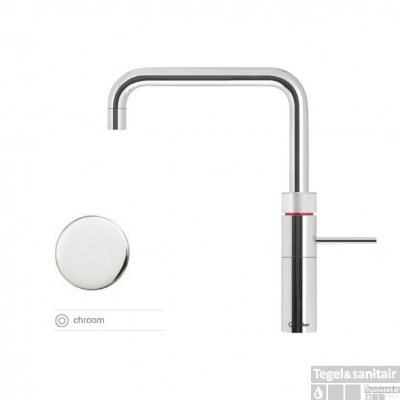 Quooker Fusion Square Keukenmengkraan Chroom KFSCHR