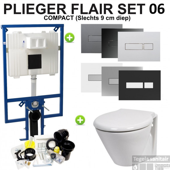 Plieger Flair Compact set06 Laufen Royal