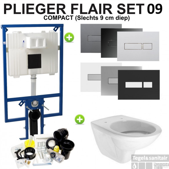Plieger Flair Compact set09 Brussel