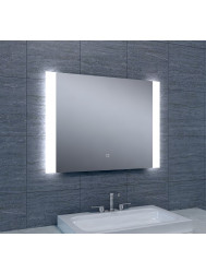 Spiegel Wiesbaden Sunny Dimbare LED 60x80 cm