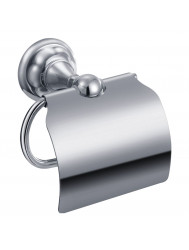 Toiletrolhouder Best Design Liberty met Metalen Klep