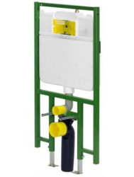 Viega Eco Plus Inbouwreservoir Frontbediening Met 1f Reservoir