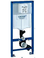 Grohe Rapid Sl Inbouwreservour Frontbediening Odeur