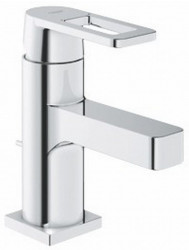 Grohe Quadra Wastafelkraan Met Waste Eco Chroom
