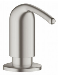 Grohe Zedra Zeepdispenser 400 Ml. Supersteel