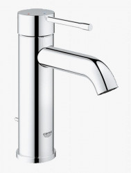 Grohe Essence New S-size Wastafelkraan Met Waste Chroom