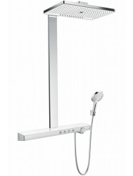 Hansgrohe Rainmaker Select 460 3jet Showerpipe Es Wit-chroom