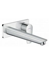 Hansgrohe Talis E Afdekset Wastafelkraan Uitloop 225 Mm. Chroom