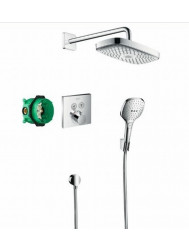 Hansgrohe Raindance Select E Showerselect Showerset Compleet Chroom