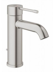 Grohe Essence New S-size Wastafelkraan Met Waste Supersteel