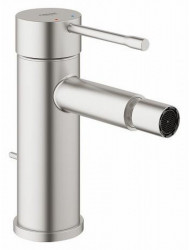 Grohe Essence New S-size Bidetkraan Met Waste Supersteel