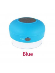 Boss & Wessing Bluetooth speaker blauw