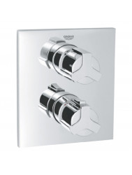 Grohe Allure Brilliant Thermostatische mengkraan Chroom