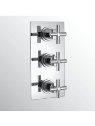Huber Suite inbouw douchethermostaat Chroom 368.ST52H.CR