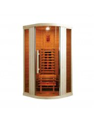Infrarood Sauna Relax 1 100x100 cm 1600W 1 Persoons