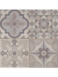 Skyros Gris decor 44,2x44,2 (Doosinhoud 0,442 M²)
