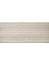 Wandtegel Neutra Relief Decor Cream 30x90 rett (Doosinhoud 1,08 M²)