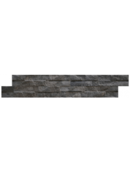 Wandtegel Rock Black 7,5x38,5 (Doosinhoud 0,75 M²)