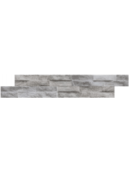 Wandtegel Rock Grey 7,5x38,5 (Doosinhoud 0,75 M²)