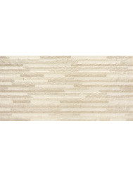 Wandtegel Syrma Bone Decor 30x60 rett (Doosinhoud 1,26 M²)