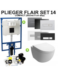 Plieger Flair Compact set14 Zero