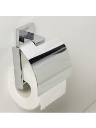 Toiletrolhouder Tiger Items Met klep Chroom