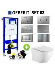 Geberit UP320 Toiletset Randloos Mudo Set62