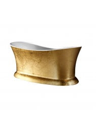 Vrijstaand bad Best Design Color Bridgegold Acryl 175x79x70cm Goud
