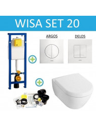 Wisa XS set20 Subway 2.0 (Met Argos of Delos drukplaat)