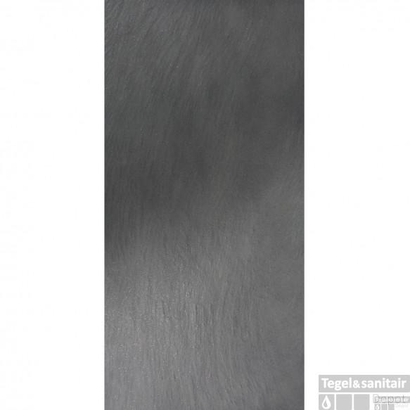 Vloertegel Nero Ardesia 30,5x61 cm (Doosinhoud 1,30m²)