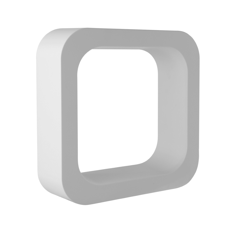 Planchet Damast Lettering-O 29x29 cm Crème voordeel