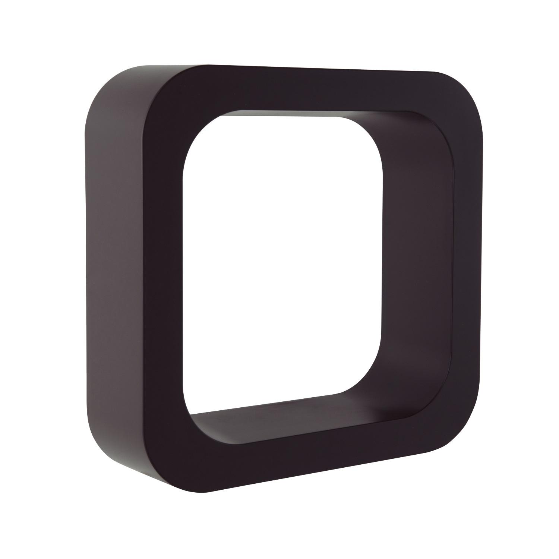 Planchet Damast Lettering-O 29x29 cm Zwart voordeel