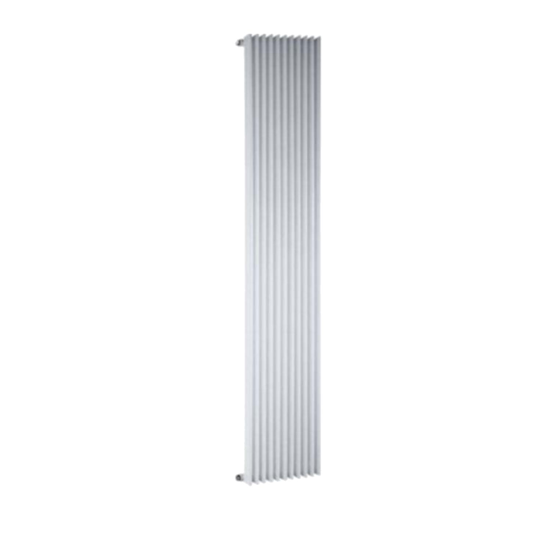 Plieger Antika designradiator verticaal middenaansluiting 1800x400mm 1215W wit