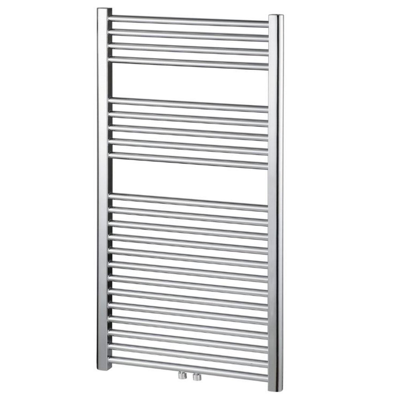 Haceka Gobi design radiator 111x59cm chroom, 6 punts