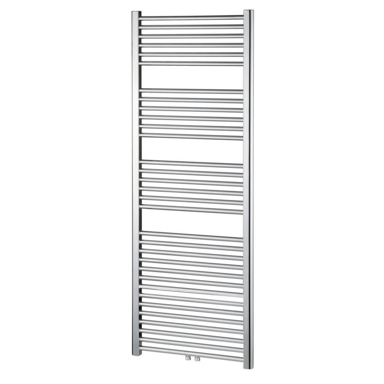 Haceka Gobi design radiator 162x59cm chroom, 6 punts