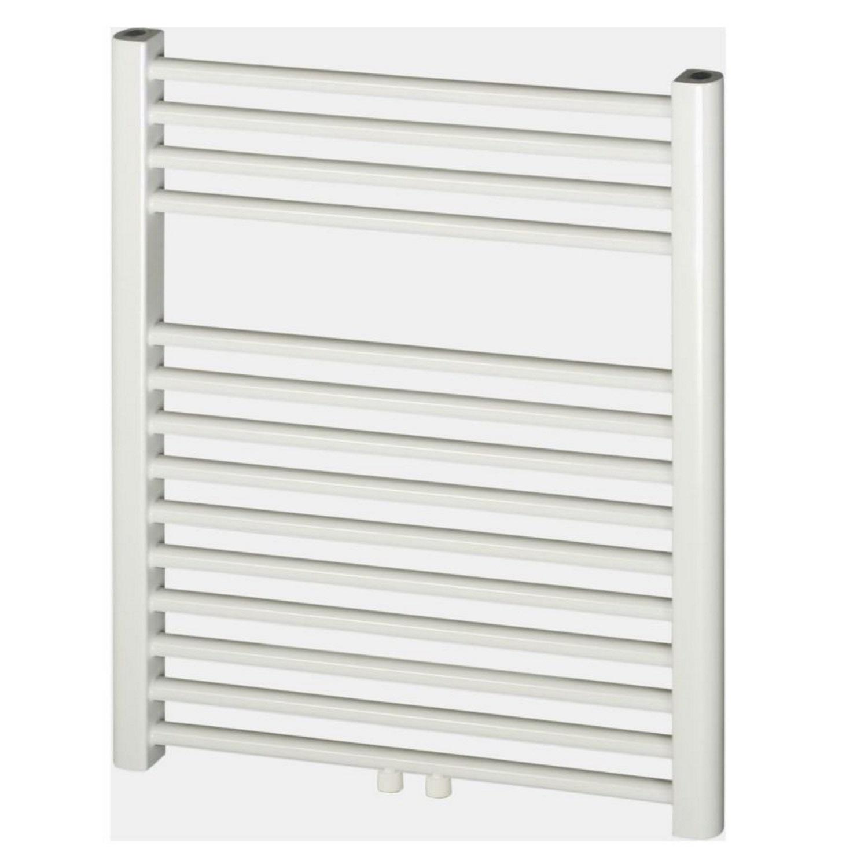 Haceka Gobi design radiator 69x59cm wit, 6 punts