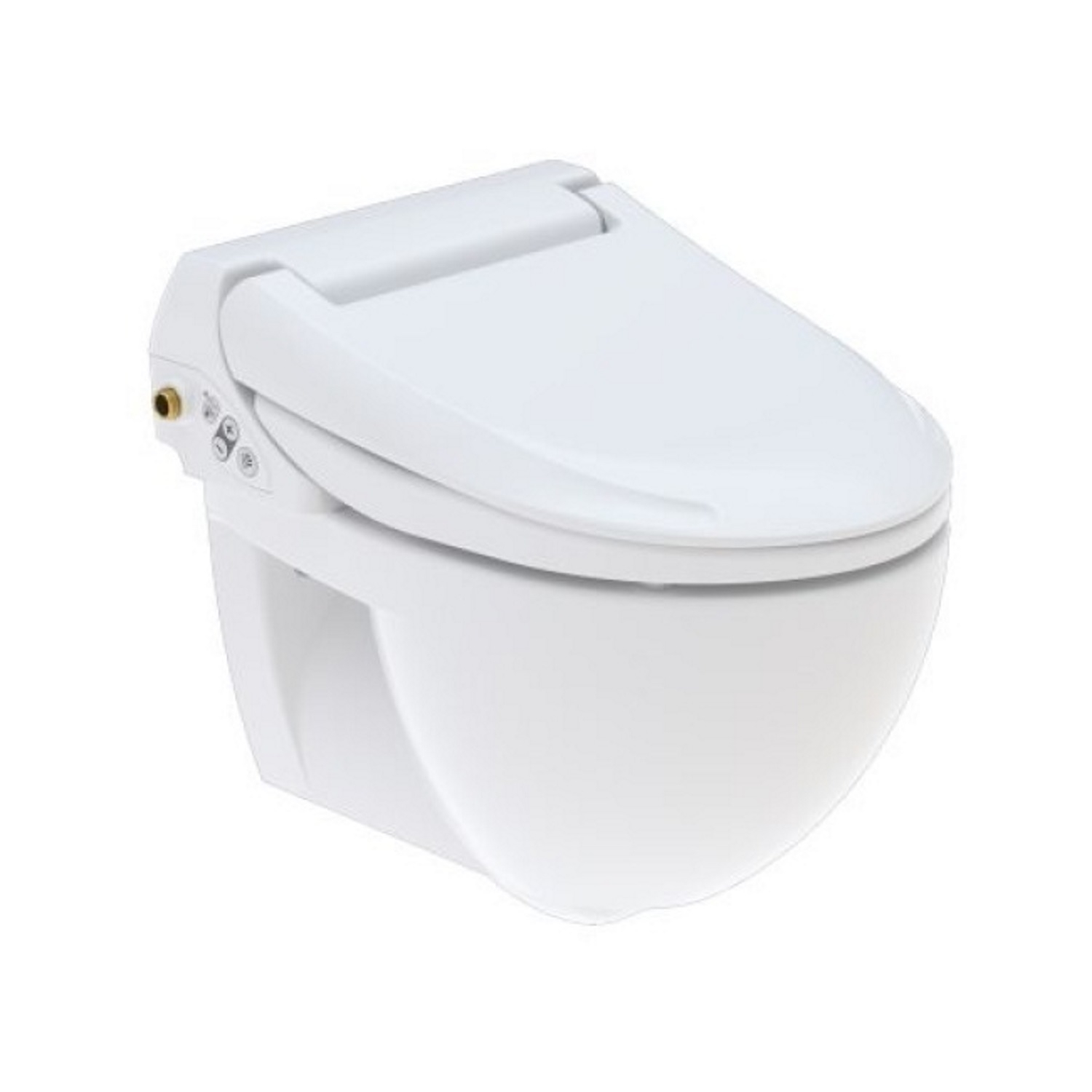 Geberit Aquaclean 4000 Douche Wc Met Closet Model 1 (compl.met Wateraansl Wit